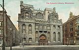 The Ryland's Library, Manchester