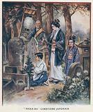 """Haka-Ba"", Japanese cemetery"