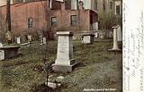 Grave of Paul Revere, Boston, Massachusetts