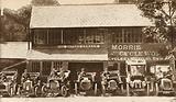 The Oxford Garage, where Sir William Morris' motor manufacturing business began, 1912