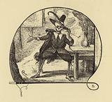 Old Hobson, John Milton