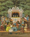 Paris: Punch and Judy