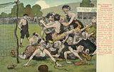 Pre-historic football