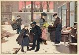 Le Marchand De Marrons, The Chestnut Seller