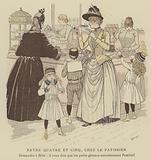 Illustration for Paris Brillant