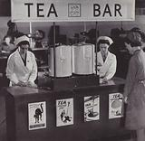 Tea for the workers, WW2