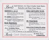 Advertisement for Boots Ltd