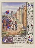 Edward III takes Berwick