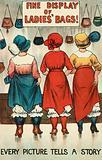 Fine Display of Ladies Bags