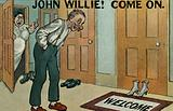 John WIllie! Come one