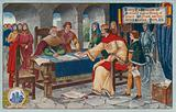Henry II & William of Scotland sign a treaty of peace