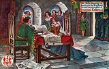 Sir John Stanley & Isabella de Lathom