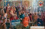 Coronation of King Edgar, 973 AD