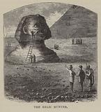 The relic hunter, Egypt