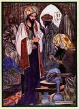Illustration for The Rubaiyat Of Omar Khayyam