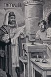 William Caxton, the first English printer