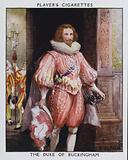 The Duke of Buckingham, Steenie, favourite of King James I