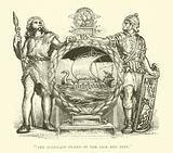 Briton and Roman, Britain, The Inviolate Island of the Sage and Free