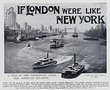 If London were like New York: River Thames