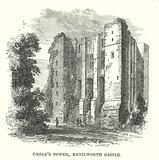 Caesar's Tower, Kenilworth Castle