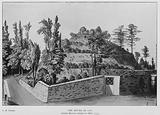 Marlborough, The Mound in 1788
