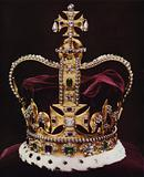 The Crown of England, St Edward's Crown, Used for the act of Coronation