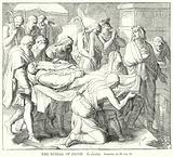 The Burial of Jacob, Genesis, ch 50, ver 13