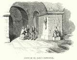 Crypt of St Paul's Cathedral