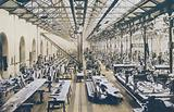 Making engines at the Midland Railway Machine Shop at Derby