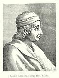 Sandro Botticelli, d'apres Batt Cecchi