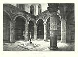 La Cour du Palais Vieux, Ornementation par Michelozzo Michelozzi, 1391–1472