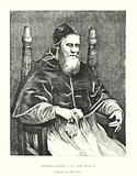 Raphael Sanzio, Le Pape Jules II, Collection du Palais Pitti