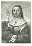 Raphael Sanzio, Maddalena Doni, Galerie Pitti