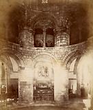 Norman Interior Work, The Round Church