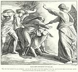 Balaam's Journey to Balak