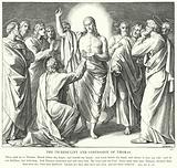 The Incredulity and Confession of Thomas
