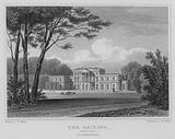 The Haining, North Front, Selkirkshire