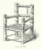 Bunyan's Chair