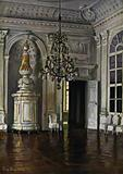 The White Hall in the Residence, Salzburg, about 1780