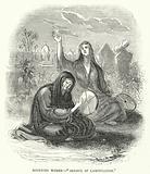 "Mourning Women, ""Skilful of Lamentation"""