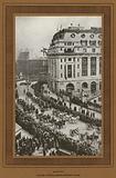 Victory Celebrations in London in 1919, Aldwych