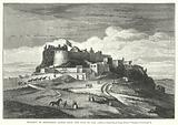 Prospect of Edinburgh Castle from the East in 1779
