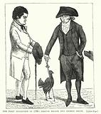 The First Interview in 1786, Deacon Brodie and George Smith