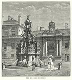 The Holyrood Fountain