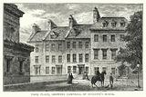Park Place, showing Campbell of Succoth's House
