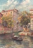 Palazzo Dona from Rio S Polo