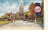 The Nebraska State Capitol, Lincoln, Nebraska
