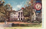 The North Carolina State Capitol, Raleigh, North Carolina