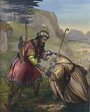 Jacob's reconciliation with his brother Esau