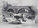 Scotland: The Old Bridge of Invercauld